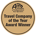 Travel Company of the Year Award Winner